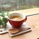 簡単すぎる豆スープ